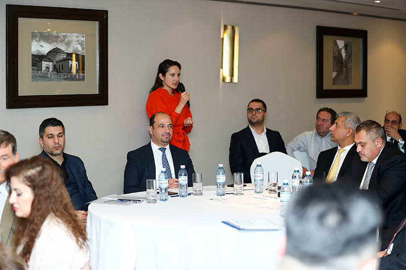 The Azerbaijan-France Chamber of Commerce and Industry organized General Meeting