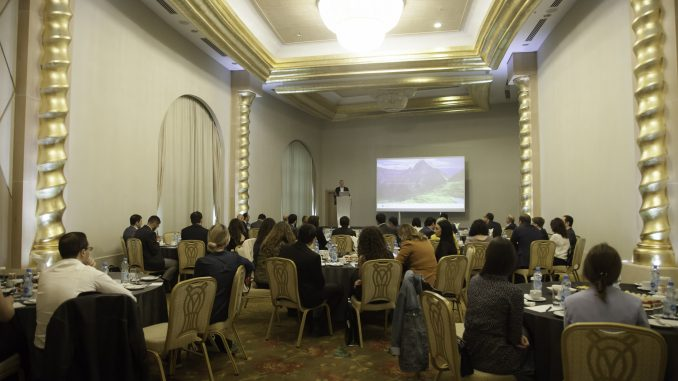 "The CCIAF organized its monthly business meeting – ""Discovering Tourism Opportunities"""