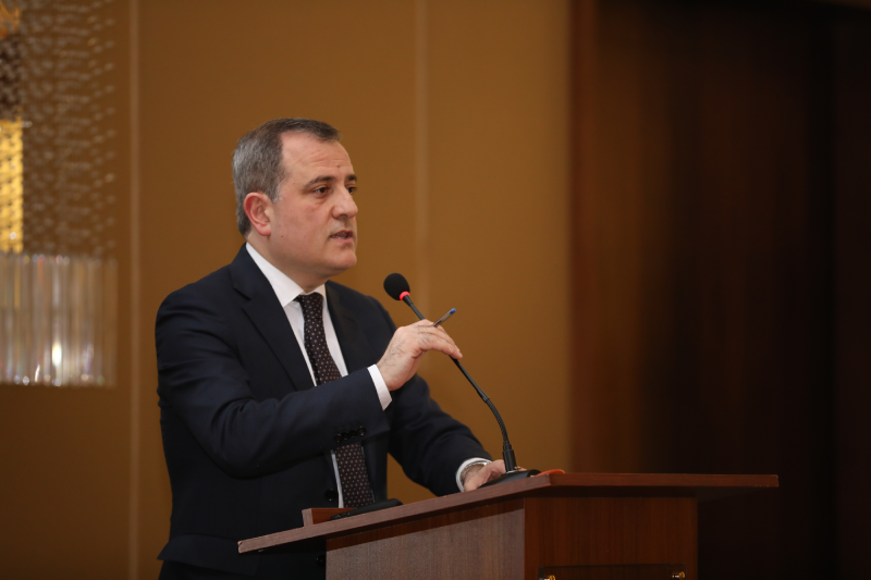 CCIAF organized a meeting with the Minister of Education of Azerbaijan