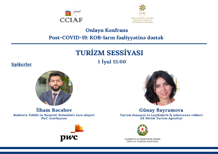 "Tourism Session of ""Post-COVID-19: Recovering SMEs"" Online Conference was held"