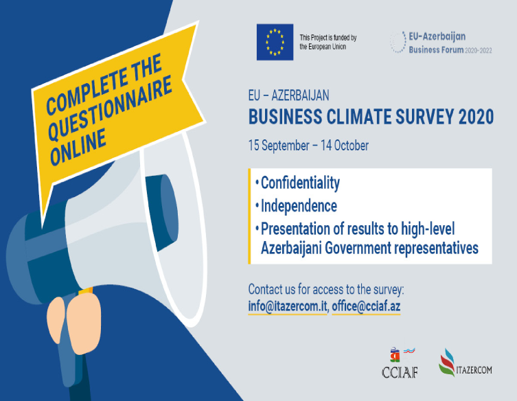 EU-Azerbaijan Business Climate Survey 2020