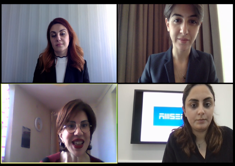 Women Professional Committee webinar with AMSEA