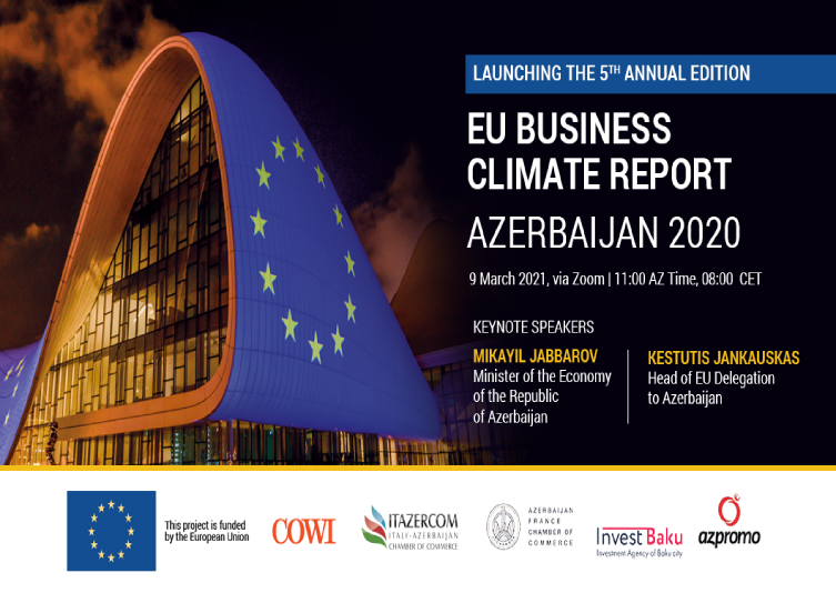 EU-Azerbaijan Business Climate Report 2020