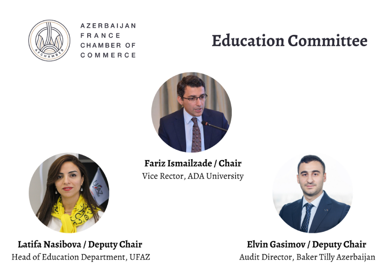 AFchamber welcomes Education Committee Chair and Deputy Chairs