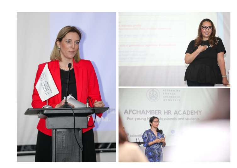 AFchamber HR Academy was launched
