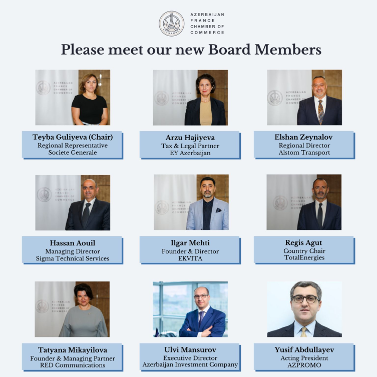AFchamber held its annual General Meeting